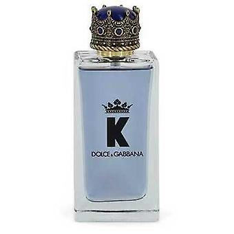 K By Dolce & Gabbana By Dolce & Gabbana Eau De Toilette Spray (tester) 3.4 Oz (men) V728-548059