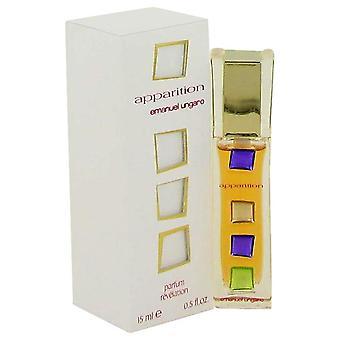 Apparition Pure Parfum By Ungaro 0.5 oz Pure Parfum