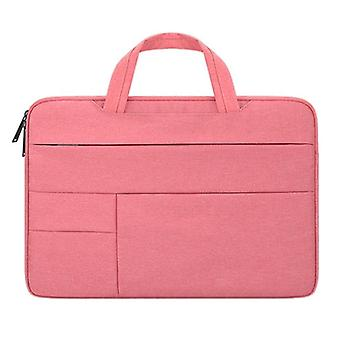 Anki Carrying Case for Macbook Air Pro - 15.6 inch - Laptop Sleeve Case Cover Pink