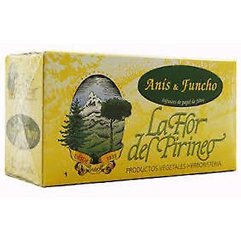 La Flor del Pirineo Anis green inf hinojo