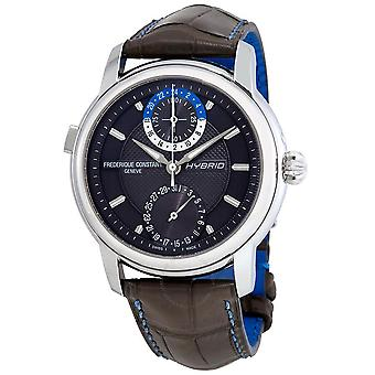 Frederique Constant Hybrid Manufacture Automatic Men's Smart Watch FC-750DG4H6