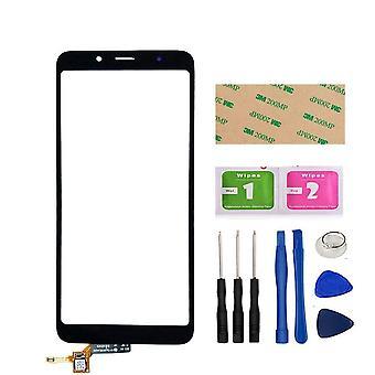 7a Kosketusnäyttö Xiaomi Redmi 7 7a Kosketusnäytön digitointianturin lasipaneelille