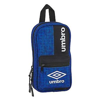 Pencil Case Backpack Umbro (33 Pieces)