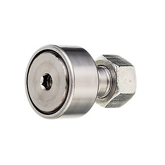 INA NUKR72-X-A Stud Roller 24x72x28mm