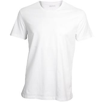 BOSS 2-Pack T-Shirt Con collo equipaggio rilassato-fit, Bianco