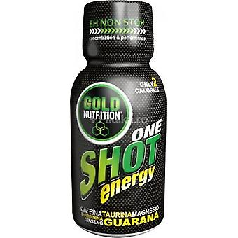 Gold Nutrition One Shot Energy 60 ml