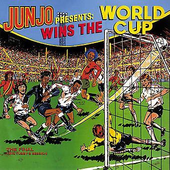 Henry Junjo Lawes - Junjo Presents: Wins the World Cup [CD] USA import