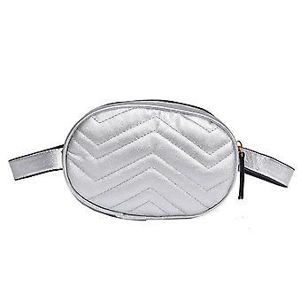 Bag, Pure Color Leather Messenger Bag