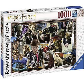 Ravensburger Harry Potter Jigsaw Puzzle - 1000 Pieces