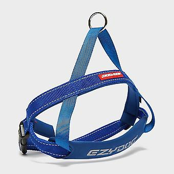 New Ezy Dog Quick Fit Harness Blue