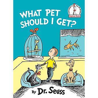 Wat huisdier moet ik krijgen door Dr Seuss