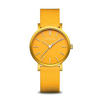 BERING Analogueic Watch Quartz Unisex with Silicone Strap 16934-699