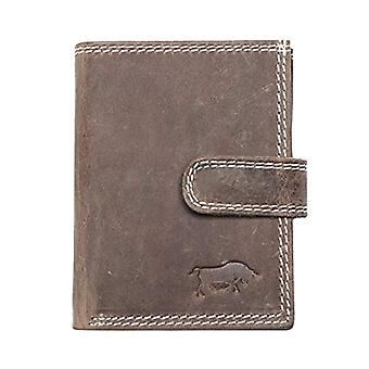 Arrigo Kartenhalter-Mini-Geldborse, Unisex-Adult Wallet, Cognac, Small