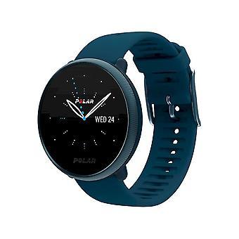 Polar IGNITE 2 GPS Fitness Watch Smartwatch storm blue 90085184