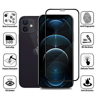 Iphone 12 - Screenprotector van gehard glas