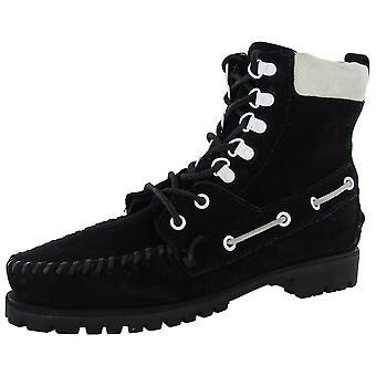 Sebago Femmes Delancey Suede Ankle Boot Shoe
