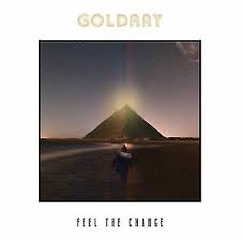 Goldray – Føl forandringen Vinyl