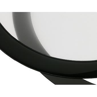 DEMCiflex porszűrő 120mm kerek - fekete/fehér