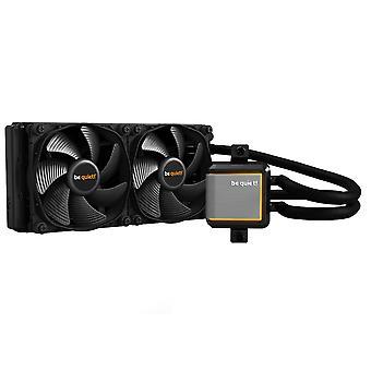 Sei still! Silent Loop 2 240 Hochleistungs-CPU-Wasserkühler - 240mm