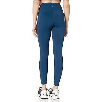 """Marca - Core 10 Legging de cintura cruzada de mujer con bolsillos- Inseam de 26"""""""