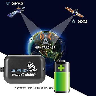 Mini Gsm Gprs nyomkövető Sms Valós idejű autó jármű Motorkerékpár monitor Tracker