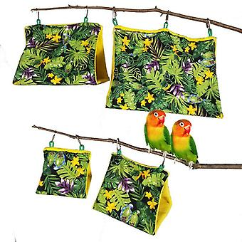 Vogelnest Hängekäfig Zelt für kleine Haustiere