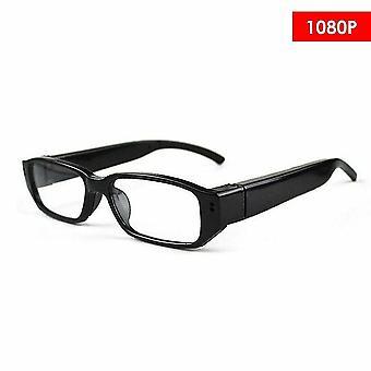 1080p Hd Mini Camera Glasses Eyeglass Dvr Video Recorder Nvr Records Real-time Camera(Standard Add