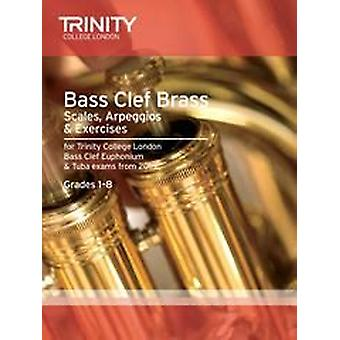 Bass Clef Brass Scales 1-8 from 2015