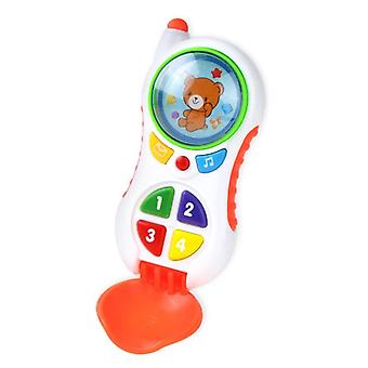 Baby Smart Phone With Sound & Flash Light