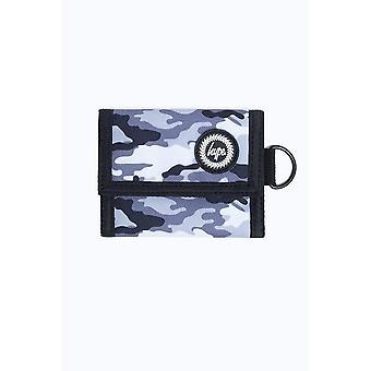 Hype Mono Camo Wallet