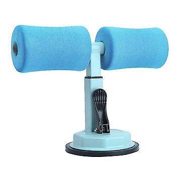 Sit-up sprzęt fitness siedzący przyssawka (Maca Blue)