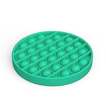 Push Pops Bubble sensorisch squishy Autismus Anti-Stress-Spielzeug (Grün 2)
