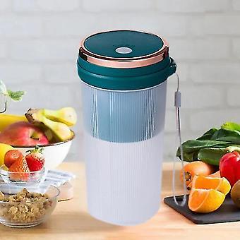 Mini usb rechargeable mélangeur de jus protable mélangeur shaker légumes fruit mixer fabricant tasse d'eau