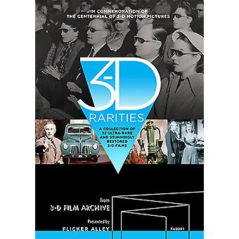 3-D Rarities [BLU-RAY] USA import