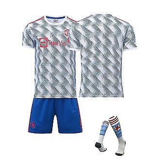 Cristiano Ronaldo Manchester United Jersey, shirt No.7 (kindermaat)