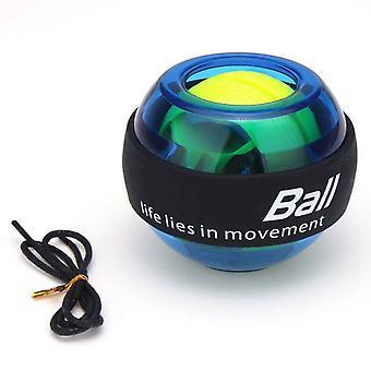 Gyroskop Powerball Led Gyro Makt Håndledd Ball Arm Trening StyrkeTrening Energiball Hjem Gym Sport Treningsutstyr