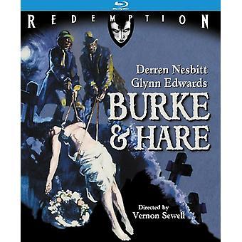 Burke & Hare [BLU-RAY] USA import