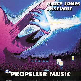 Percy Jones Ensemble - Musique de l'hélice [CD] USA import