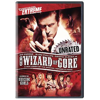 Wizard of Gore [DVD] USA import