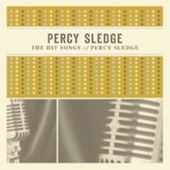 Percy Sledge - Hit Songs of Percy Sledge [CD] USA import