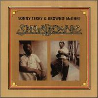 Terry/McGhee - Sonny & Brownie [CD] USA import