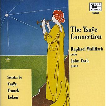 Raphael Wallfisch - The Ysa E Connection [CD] USA import