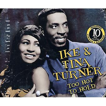 Ike Turner & Tina - Too Hot to Hold [CD] USA import