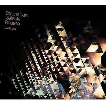 Zaleski Stranahan & Rosato - Limitless [CD] USA import