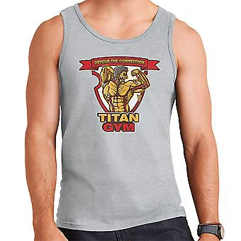 Titan Gym Attack On Titan Men's Vest