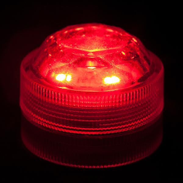 Triple Submersible LEDs Perfect for Flame Free Spooky Halloween Pumpkins Super Bright, Excellent Quality.