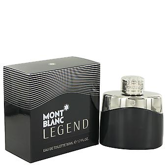 Mont Blanc Legend Eau de Toilette 50ml EDT Spray