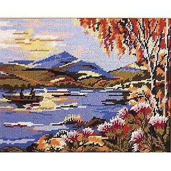Scottish Loch Needlepoint Kit