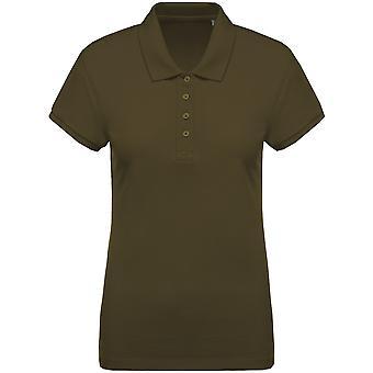 Kariban Womens/Ladies Organic Pique Polo Shirt