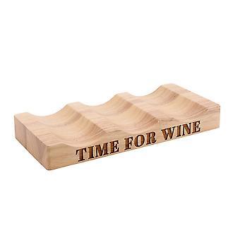 CGB Giftware Loft tempo per portabottiglie vino